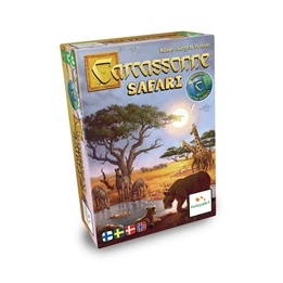 Carcassonne Safari (Sv)