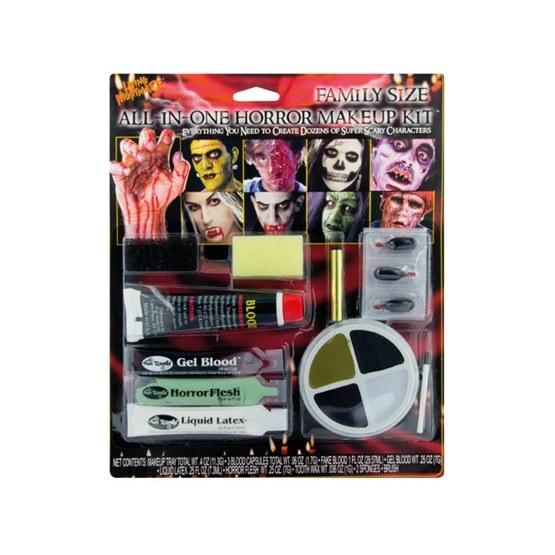 Buttericks, Komplett Horror Makeup