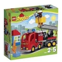 LEGO DUPLO - Brandbil 10592