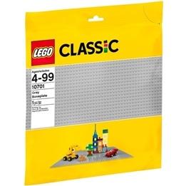 LEGO Classic - Grå basplatta 10701