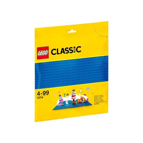 LEGO Classic 10714, Blå basplatta