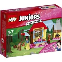 LEGO Juniors - Snövits stuga i skogen 10738