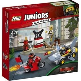 LEGO Juniors - Hajattack 10739