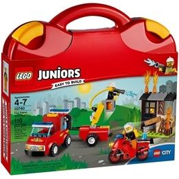 LEGO Juniors - Brandsläckningsväska 10740