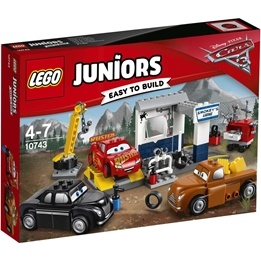 LEGO Juniors Cars - Smokeys verkstad 10743