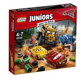 LEGO Juniors Cars - Thunder Hollow Crazy 8-tävling 10744