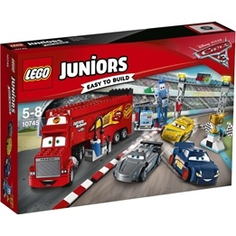 LEGO Juniors - Florida 500 Sista tävlingen 10745