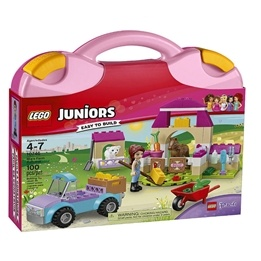 LEGO Juniors - Mias bondgårdsväska 10746