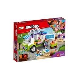 LEGO Juniors - Mias ekologiska matmarknad 10749