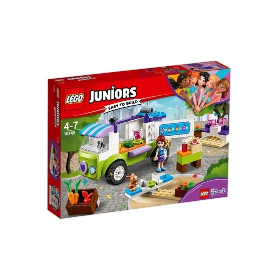 LEGO Juniors 10749, Mias ekologiska matmarknad
