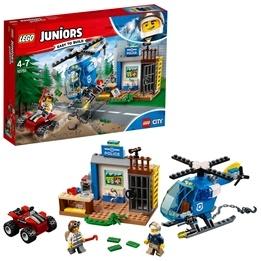 LEGO Juniors - Polisjakt på berget 10751