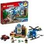 LEGO Juniors 10751, Polisjakt på berget