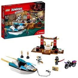 LEGO Juniors - Zanes ninjabåtjakt 10755