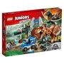 LEGO Juniors 10758, T. rex – rymning