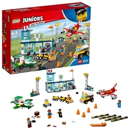 LEGO Juniors - Cityflygplats 10764