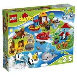 LEGO DUPLO - Jorden runt 10805