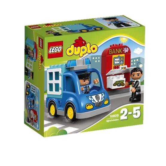 LEGO DUPLO Town 10809, Polispatrull