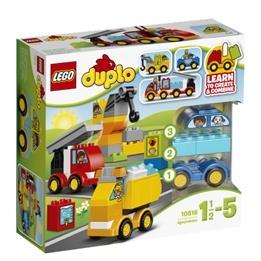 LEGO DUPLO - Mina första bilar och lastbilar 10816