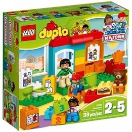 LEGO DUPLO 10833, Förskola