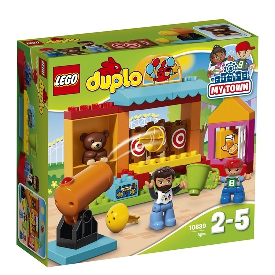 LEGO DUPLO 10839, Skjutbana