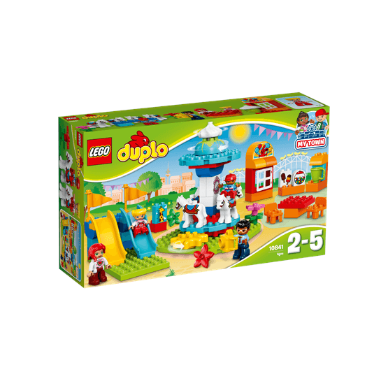 LEGO DUPLO 10841, Familjetivoli