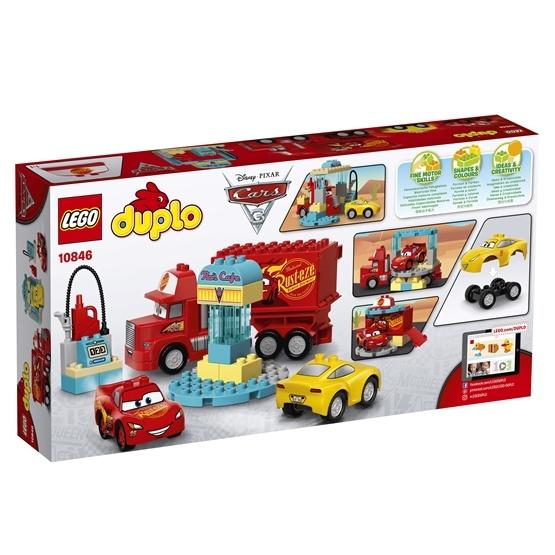 LEGO DUPLO 10846, Flos kafé