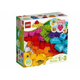 LEGO DUPLO 10848, Mina första klossar