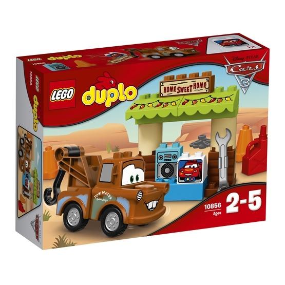 LEGO DUPLO 10856, Bärgarns skjul