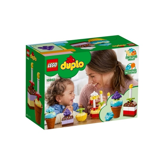 LEGO DUPLO My First 10862, Mitt första kalas