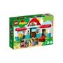 LEGO DUPLO Town 10868, Ponnystall