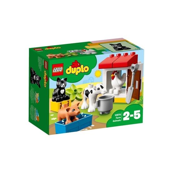 LEGO DUPLO Town 10870, Bondgårdsdjur
