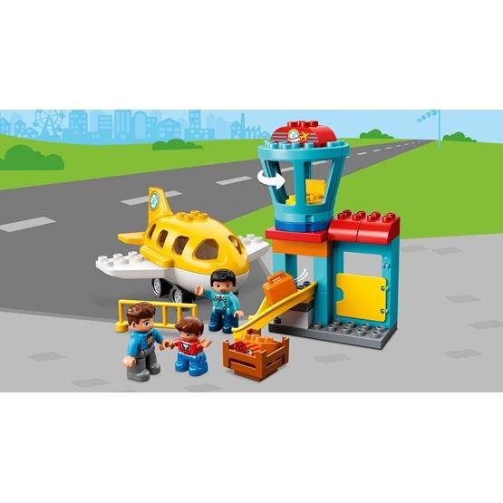 LEGO DUPLO Town 10871, Flygplats