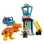 LEGO DUPLO, Jurassic World 10880 T-Rex torn