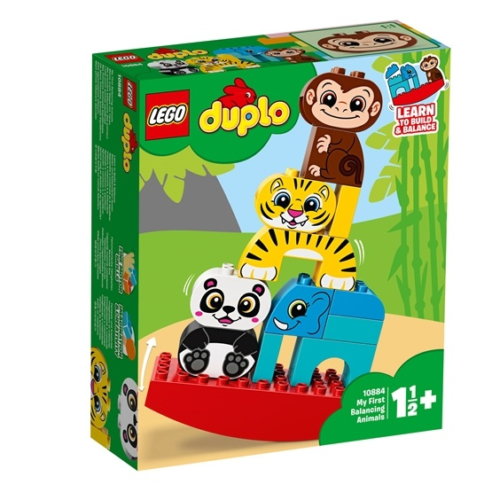 LEGO DUPLO My First 10884, Mina första balansdjur