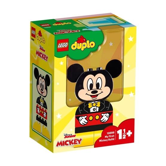 LEGO DUPLO Disney 10898, Min första Musse modell