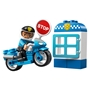 LEGO DUPLO Town 10900, Polismotorcykel