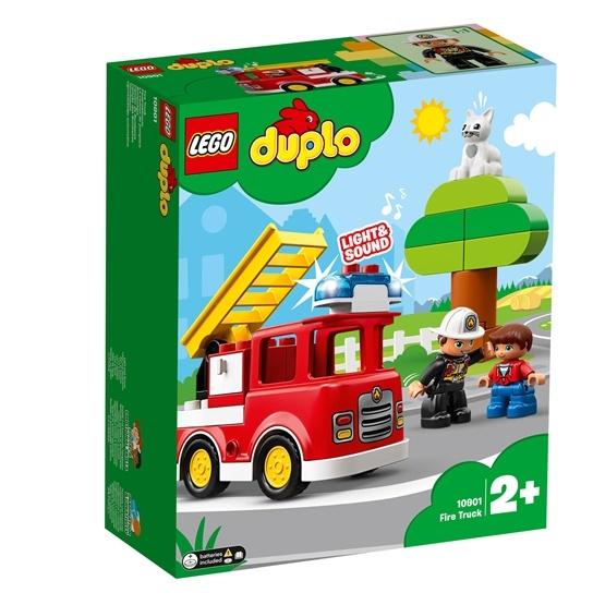 LEGO DUPLO Town 10901, Brandbil