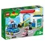 LEGO DUPLO Town 10902, Polisstation