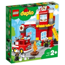 LEGO DUPLO Town 10903 - Brandstation