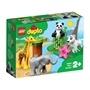 LEGO DUPLO Town 10904 - Djurungar