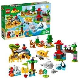 LEGO DUPLO Town 10907 - Världens djur