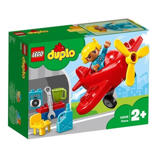 LEGO DUPLO Town 10908, Flygplan
