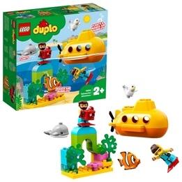 LEGO DUPLO Town 10910 - Ubåtsäventyr