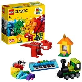 LEGO Classic 11001 - Klossar och idéer