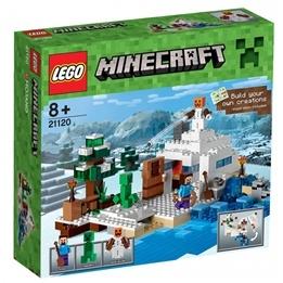 LEGO Minecraft - Gömstället i snön 21120