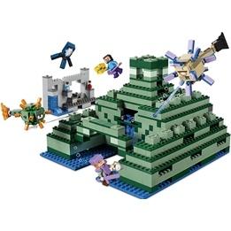 LEGO Minecraft - Havsmonumentet 21136