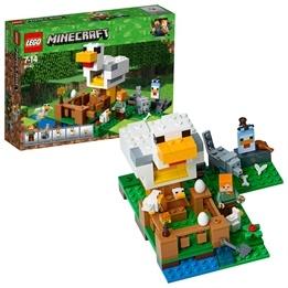 LEGO Minecraft - Hönshuset 21140