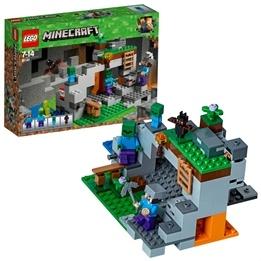 LEGO Minecraft - Zombiegrottan 21141