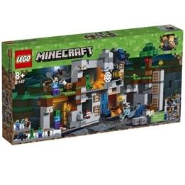 LEGO Minecraft - Berggrundsäventyren 21147