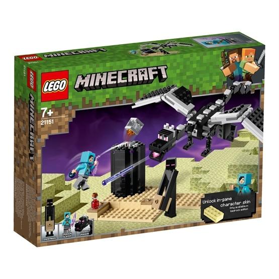 LEGO Minecraft 21151, End-striden
